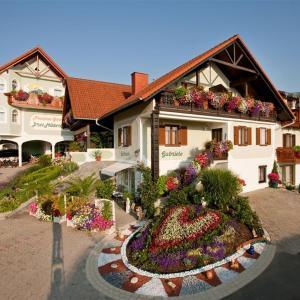 Fotografie hotelů: Hotel Garni Drei-Mäderl-Haus, Unterlamm