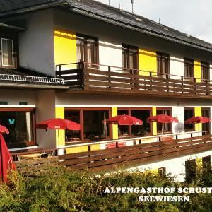 Fotos do Hotel: Alpengasthof Schuster, Seewiesen