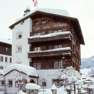 Hotel Pictures: Romantik Hotel Chesa Grischuna, Klosters