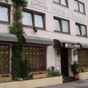 Hotelbilleder: Hotel Krone, Sindelfingen