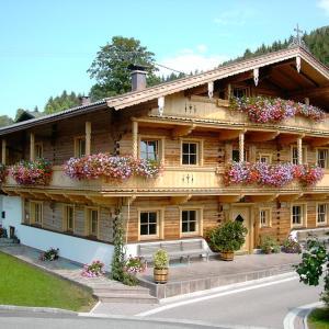 Hotellikuvia: Appartementhaus Fuchs Christian, Westendorf