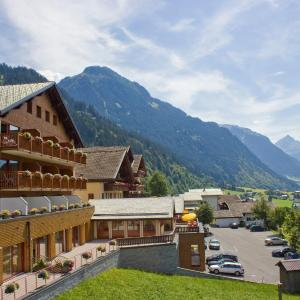 Photos de l'hôtel: Berg-Spa & Hotel Zamangspitze, Sankt Gallenkirch