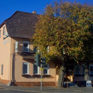 Hotelbilleder: Landgasthof Grüner Baum, Steinau an der Straße