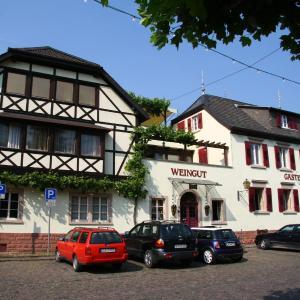 Hotelbilleder: Gästehaus Hebinger am Schlosspark, Deidesheim