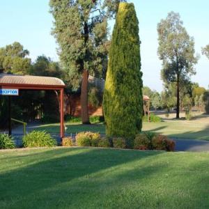 Foto Hotel: Sportslander Motor Inn, Moama