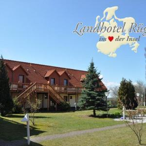 Hotelbilleder: Landhotel Rügen, Stönkvitz