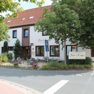 Hotelbilleder: Hotel Central Zur Rampe, Wildeshausen