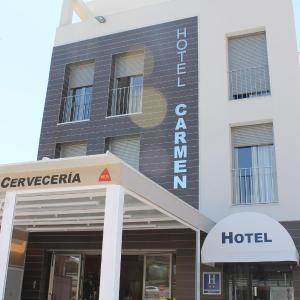 Hotel Pictures: Hotel Carmen, La Cala de Mijas