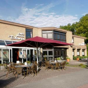 Hotelbilleder: Hotel Diana, Bad Bentheim