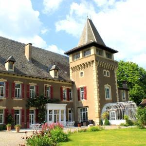 Hotel Pictures: Chambres d'Hôtes Château de Viviez, Viviez