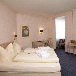 Hotelbilleder: Hotel Goldener Hirsch, Kaufbeuren