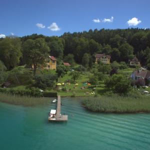 Hotelfoto's: Pension Seevilla Annelies, Maria Wörth