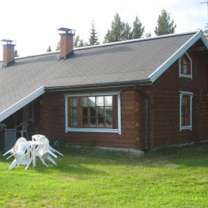 Hotel Pictures: Ruka-Kitkan lomamajat, Käylä