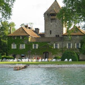 Hotel Pictures: Château De Coudrée - Les Collectionneurs, Sciez
