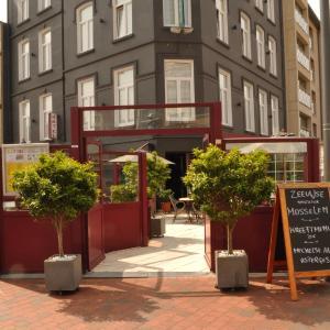 Foto Hotel: Hotel Moby Dick (Moeder Lambic), Blankenberge