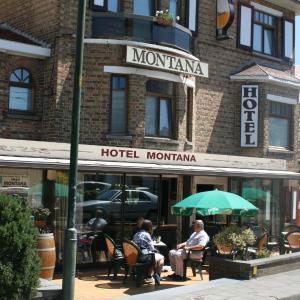 Hotel Pictures: Hotel Montana, De Panne