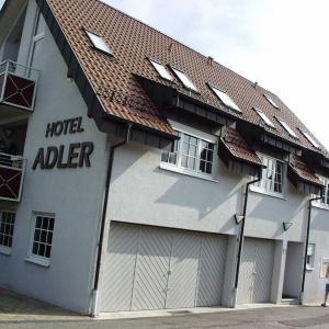 Hotelbilleder: Hotel Adler, Bad Rappenau