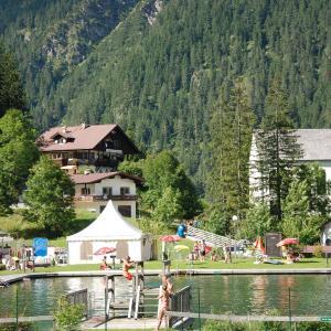 Fotos do Hotel: Ferienwohnung Pension Tirol, Bichlbach
