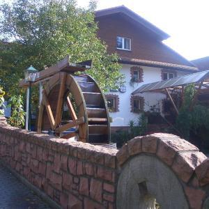 Hotelbilleder: Zur Mühle, Mörlenbach
