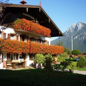 Hotelbilleder: Gästehaus Gerti, Kiefersfelden