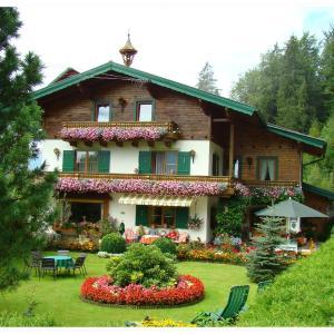 Hotellikuvia: Landhaus Teufl, Faistenau