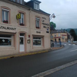 Hotel Pictures: Le Franco Belge, Monthermé