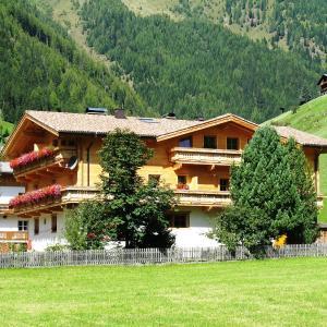 Hotellikuvia: Die Natur Residenz, Innervillgraten
