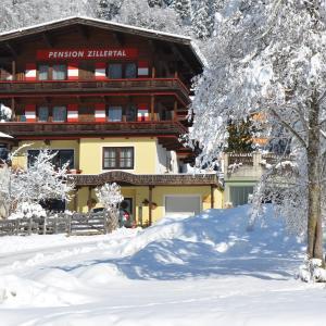Foto Hotel: Pension Zillertal, Gerlos
