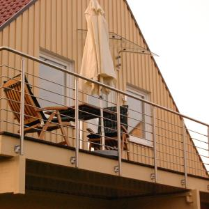 Hotelbilleder: Landhaus Tönning, Damp