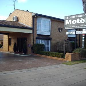Hotel Pictures: Estelle Kramer Motel, Armidale