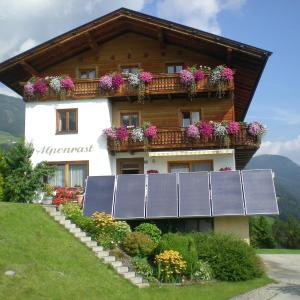 Fotos de l'hotel: Apart Alpenrast, Fügenberg