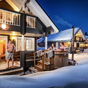 Hotel Pictures: Luoman Hirvimökit, Ähtäri