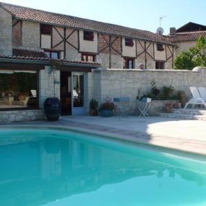 Hotel Pictures: Troglodyte de la Fosse, Meigné