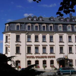 Hotelbilleder: Goldene Sonne, Annaberg-Buchholz