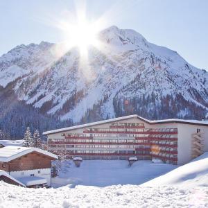 Fotos del hotel: Aparthotel Kleinwalsertal, Mittelberg