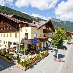 Hotellikuvia: Hotel Montfort, Sankt Anton am Arlberg