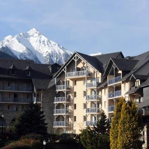 Hotel Pictures: Résidence Pierre & Vacances Les Rives de l'Aure, Saint-Lary-Soulan
