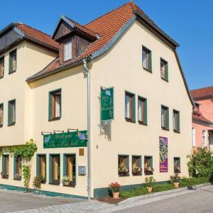 Hotelbilleder: Hotel garni Zum Rebstock, Naumburg