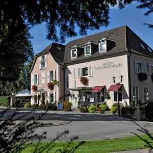 Hotel Pictures: Logis Hotel Restaurant Muller, Niederbronn-les-Bains