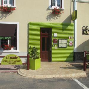 Hotel Pictures: Logis Hotel De Paris, Jaligny