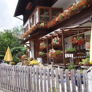 Hotelbilleder: Gaestehaus Richter, Oberammergau
