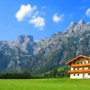 Fotografie hotelů: Alpen Appartements Oberlehengut Salzburger Land, Werfenweng