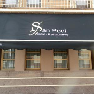 Фотографии отеля: Hostal Restaurante San Poul, Консуэгра