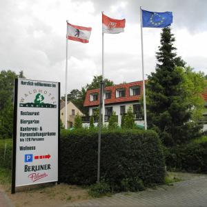 Hotelbilleder: Waldhotel Wandlitz, Wandlitz