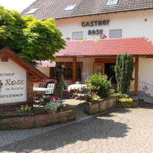 Hotelbilleder: Hotel-Gasthof Rose, Oberkirch