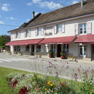 Hotel Pictures: Hotel Restaurant Rolland, Montagnieu