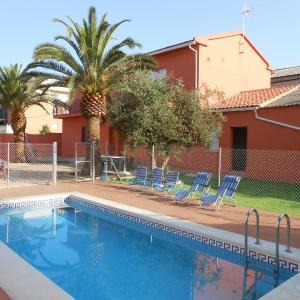 Hotel Pictures: Apartamentos Turísticos Domus Aquae, Merida