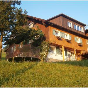 Zdjęcia hotelu: Familienbauernhof Bereuter, Alberschwende