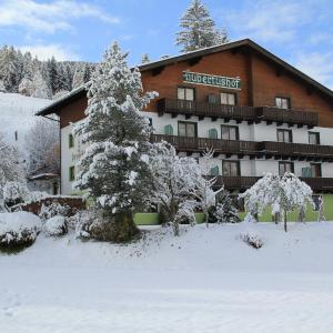 Fotografie hotelů: Pension Hubertushof beim Römerbad, Bad Kleinkirchheim