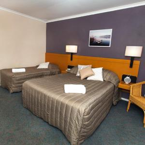 Hotellikuvia: Kalgoorlie Overland Motel, Kalgoorlie